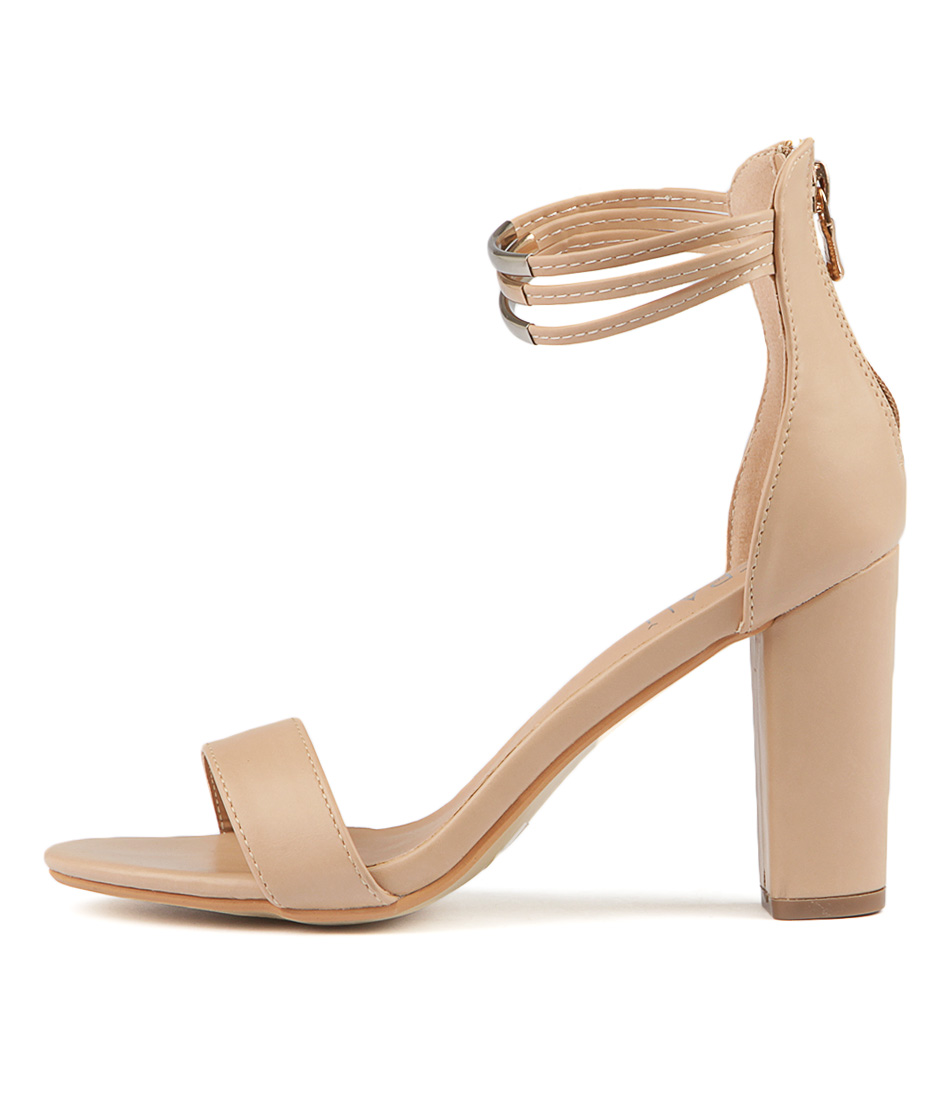 Verali Caesar Nude Sandals