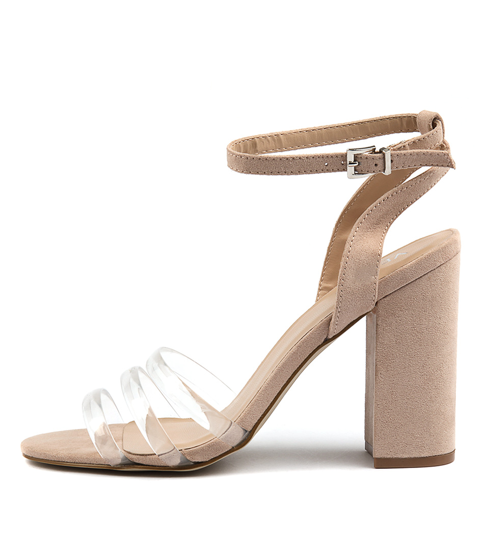 Verali Reily Ve Blush Shoes Womens Shoes Heeled Shoes