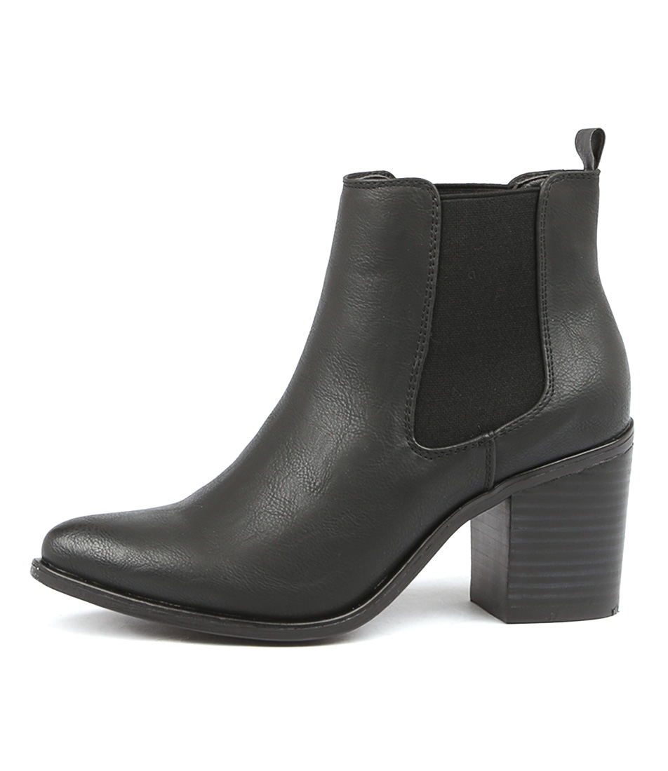 Verali Samson Ve Black Ankle Boots