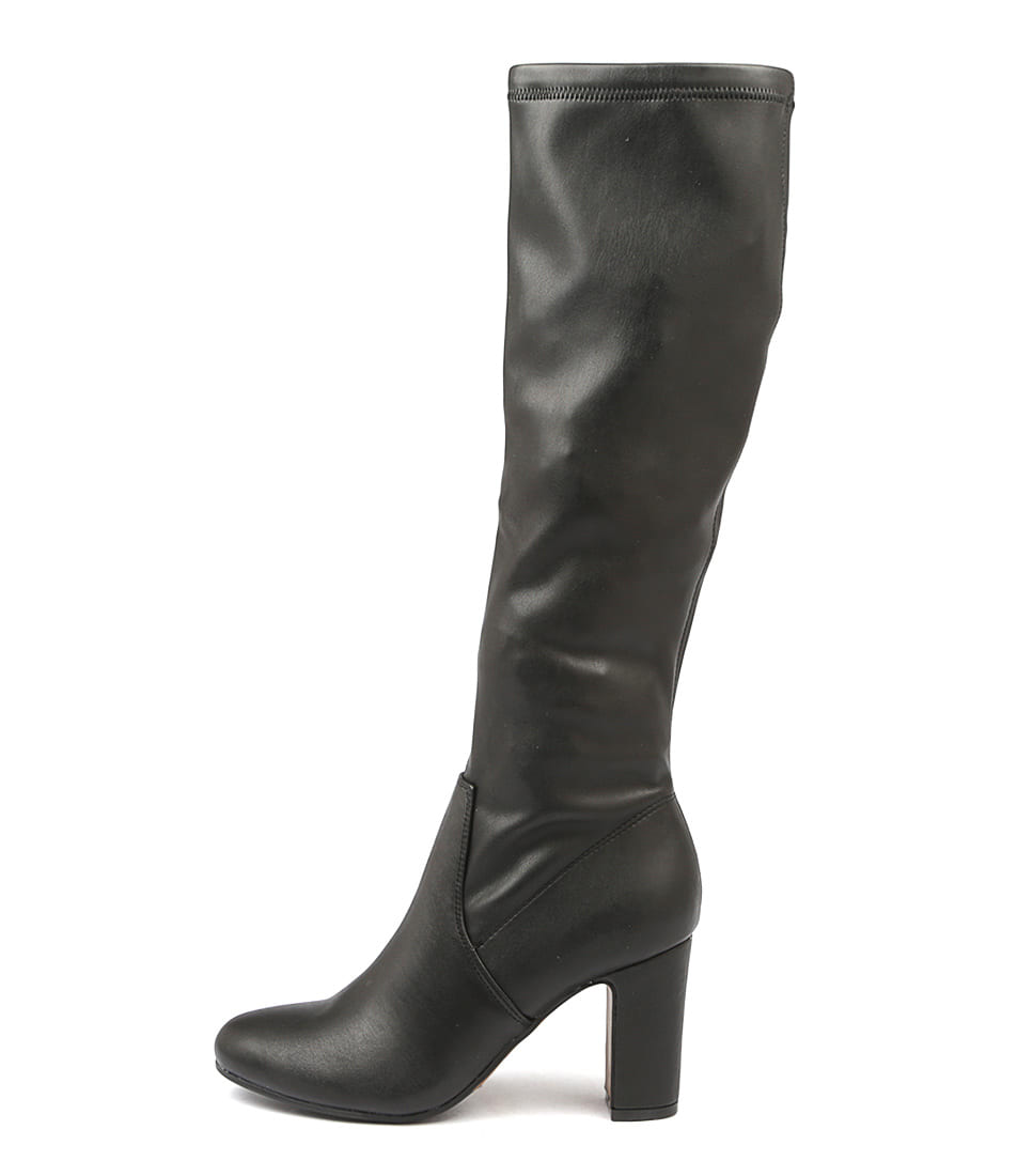 Buy Verali Zack Black Dress Long Boots online with free shipping