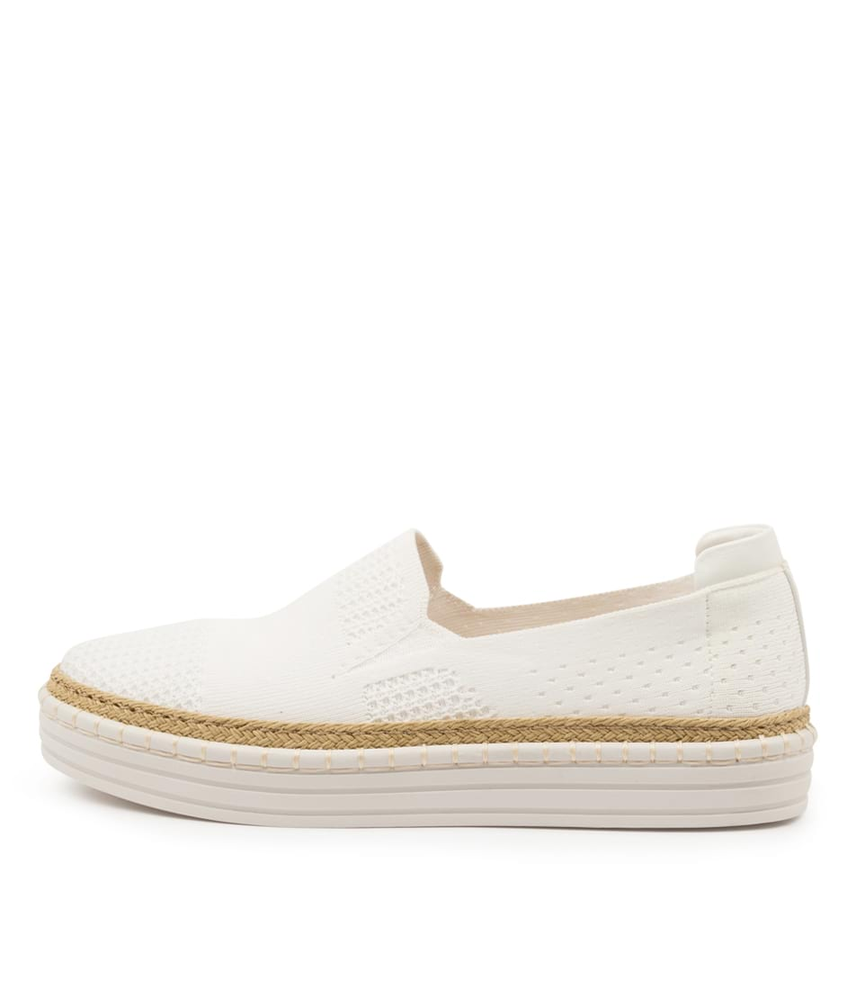 Buy Verali Queen Ve White Sneakers online with free shipping