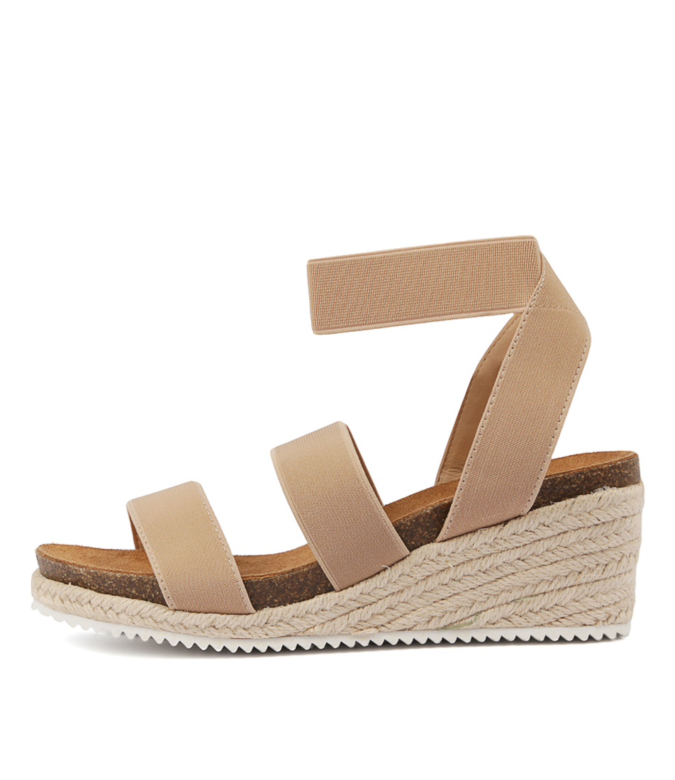 Buy Verali Wisker Musk Heeled Sandals online with free shipping