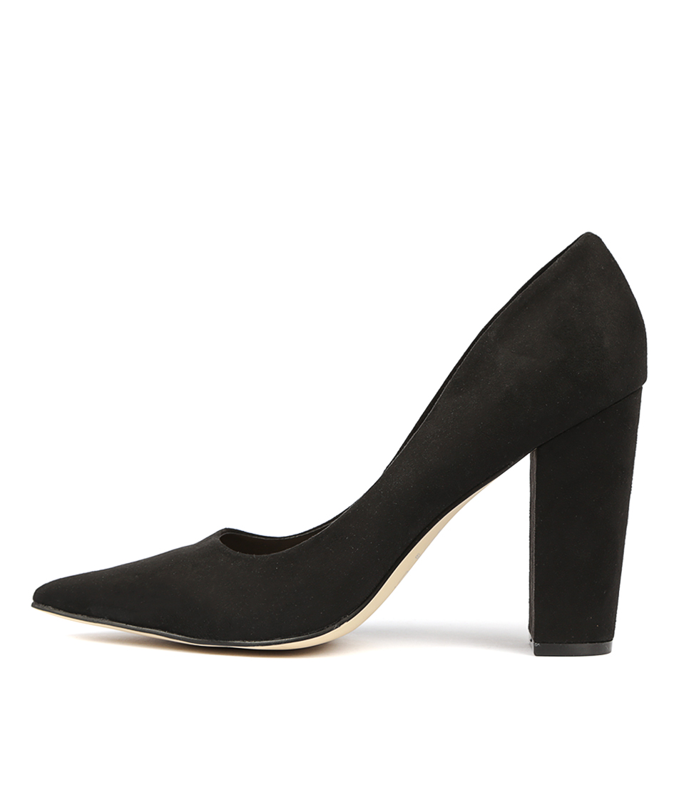 Buy Verali Angus Ve Black HIgh Heels online with free shipping