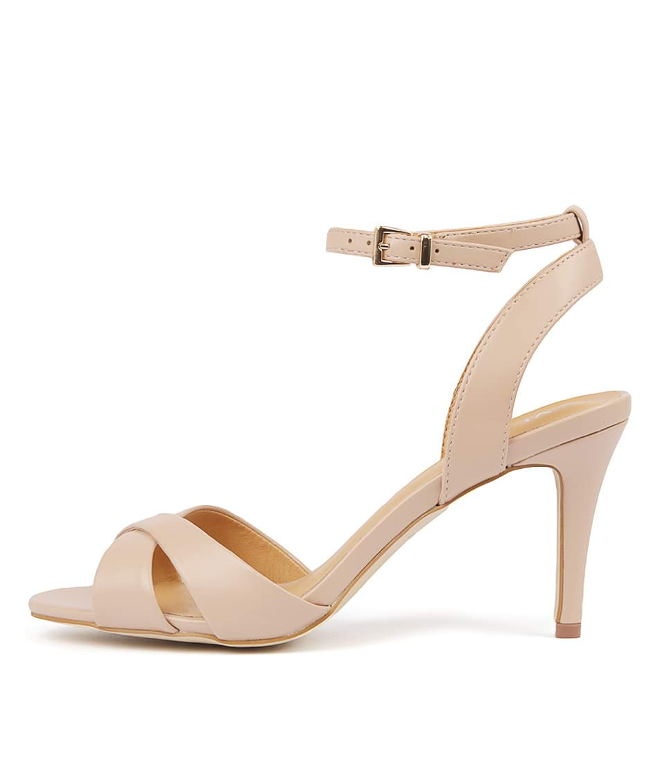 Buy Verali Mae Ve Nude Heeled Sandals online with free shipping