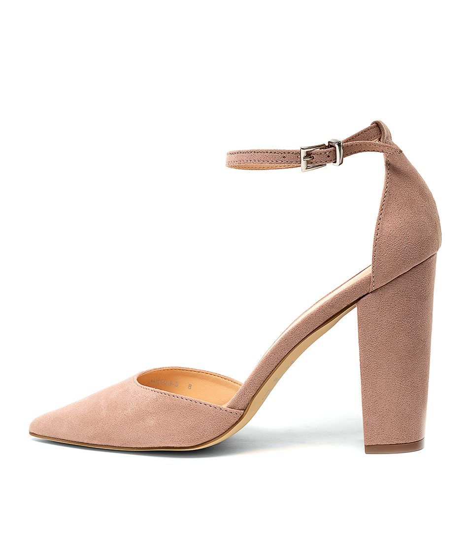 Buy Verali Arlette Ve Blush High Heels online with free shipping