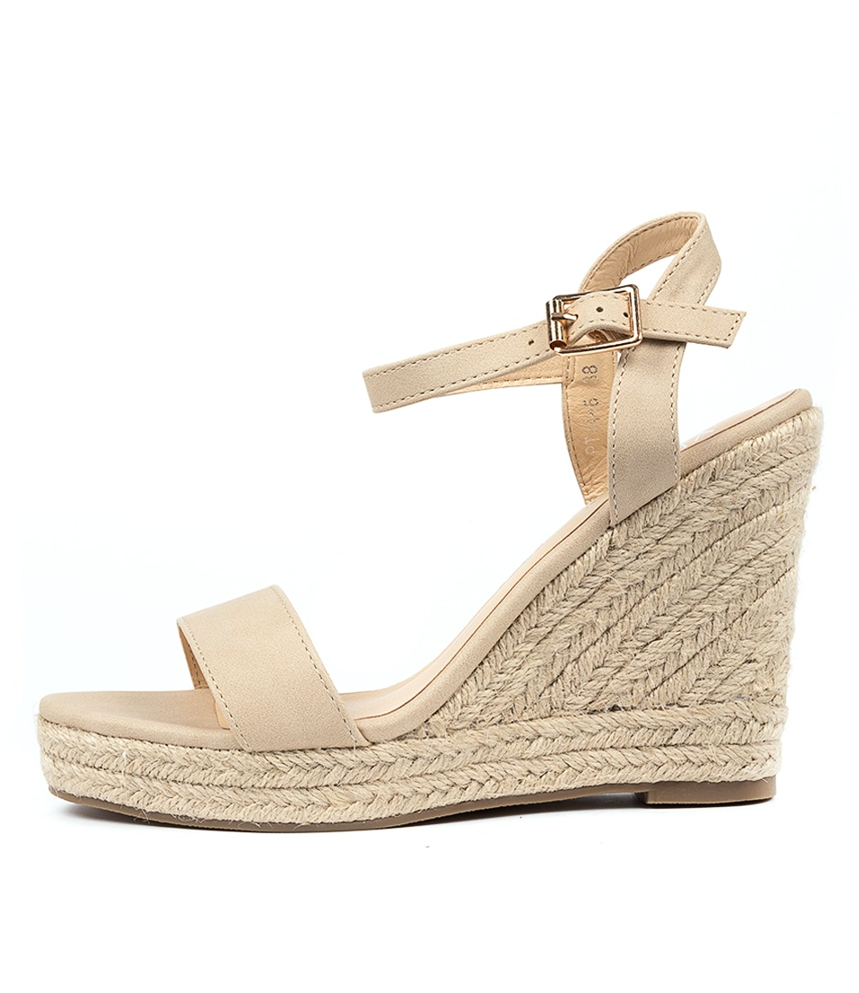 Buy Verali Amaya Ve Nude Heeled Sandals online with free shipping