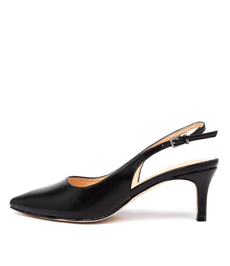Buy Verali Teressa Ve Black High Heels online with free shipping