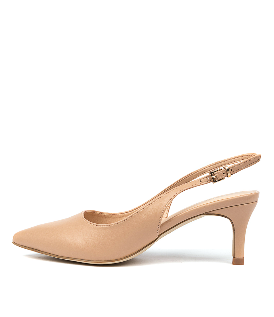 Buy Verali Teressa Ve Nude High Heels online with free shipping