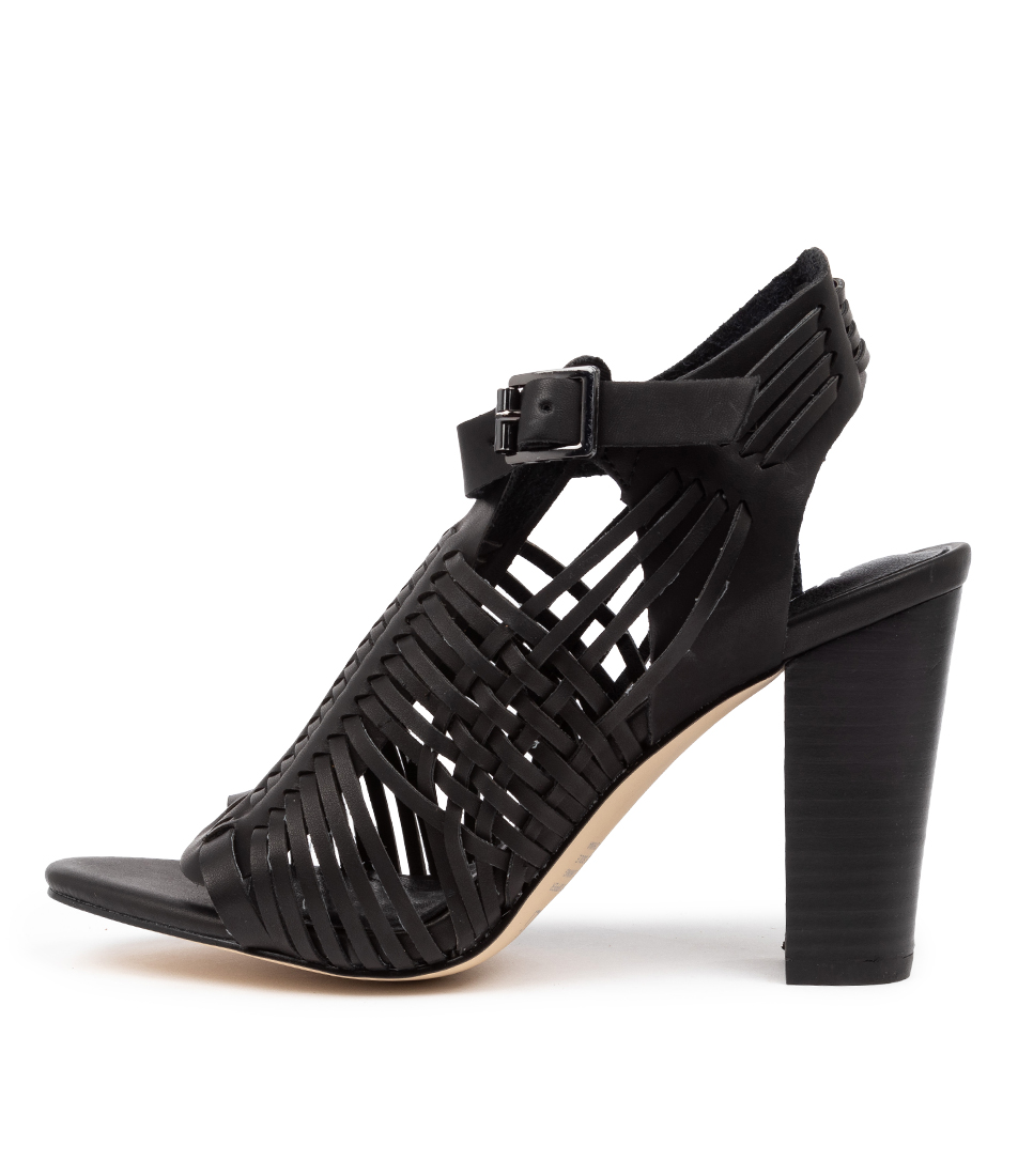 Buy Verali Cordelia Ve Black Heeled Sandals online with free shipping