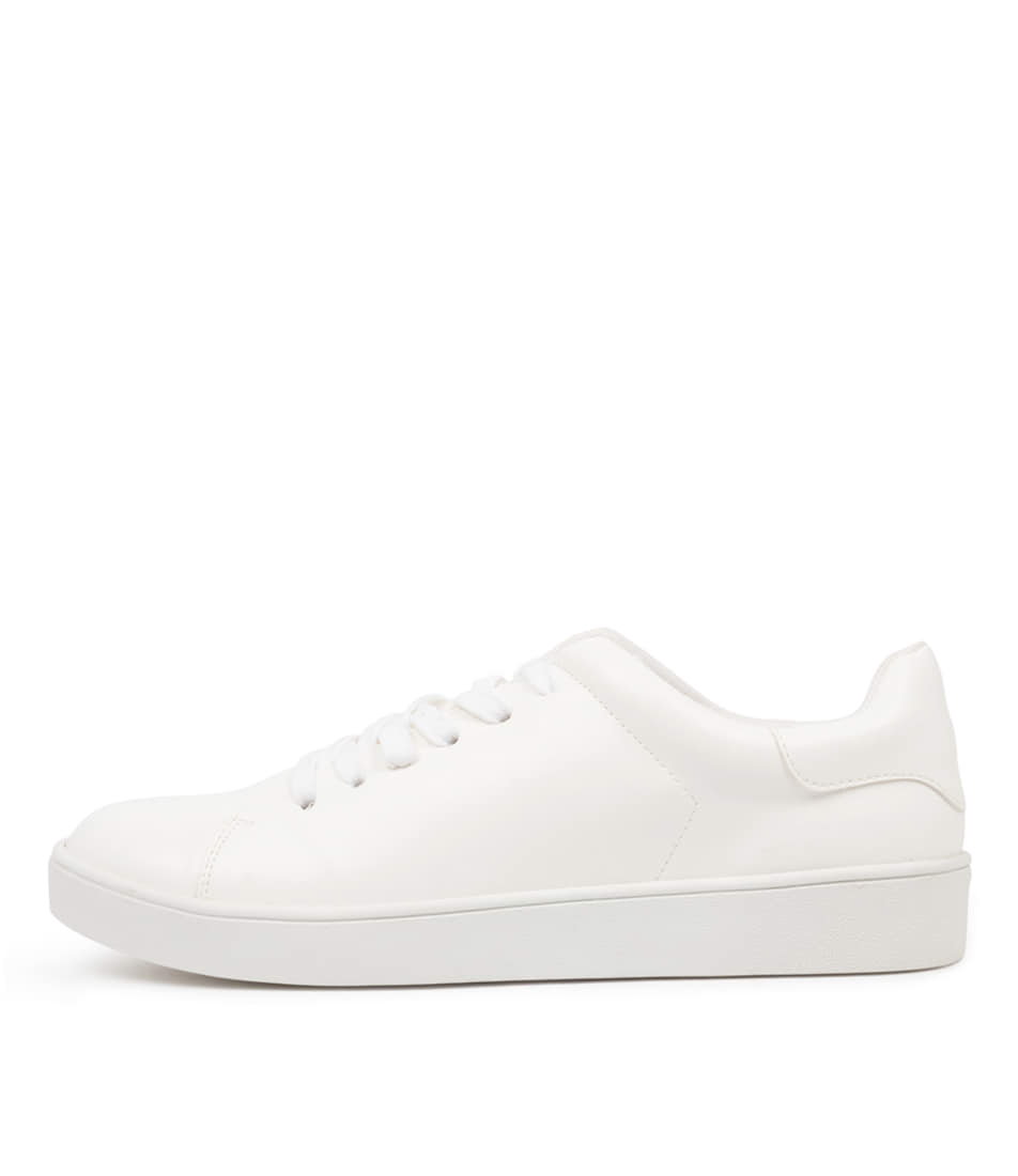 Buy Verali Wreckless Ve White Sneakers online with free shipping