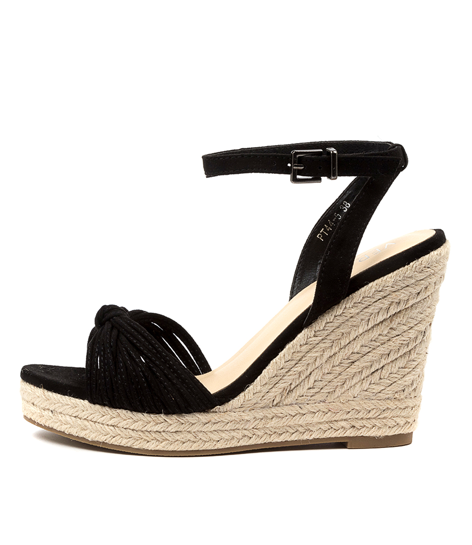 Buy Verali Amy Ve Black Heeled Sandals online with free shipping