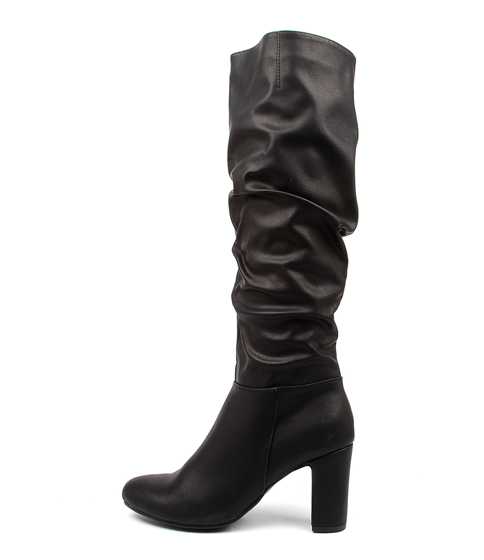 Buy Verali Zante Ve Black Boots online with free shipping