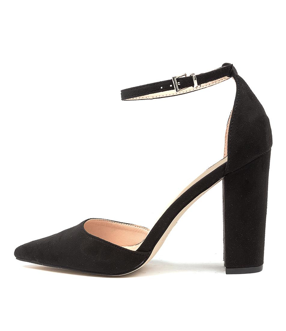 Buy Verali Arlette Ii Ve Black HIgh Heels online with free shipping