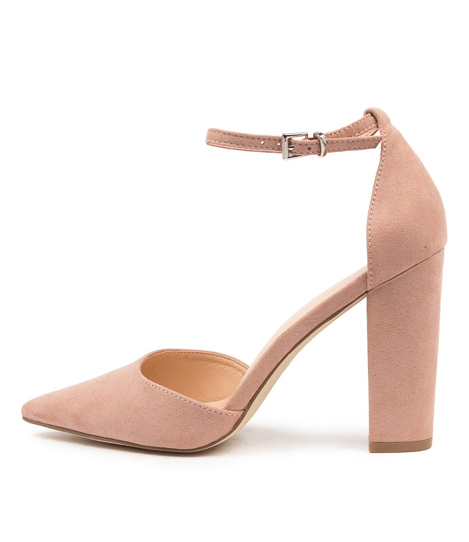 Buy Verali Arlette Ii Ve Blush HIgh Heels online with free shipping