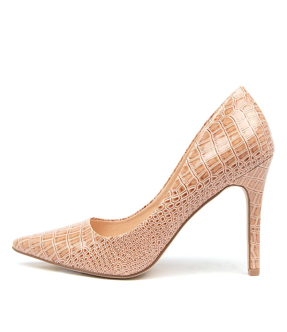 Buy Verali Harold Ii Ve Latte High Heels online with free shipping