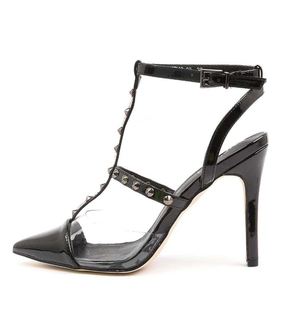 Buy Verali Hector Ve Black High Heels online with free shipping