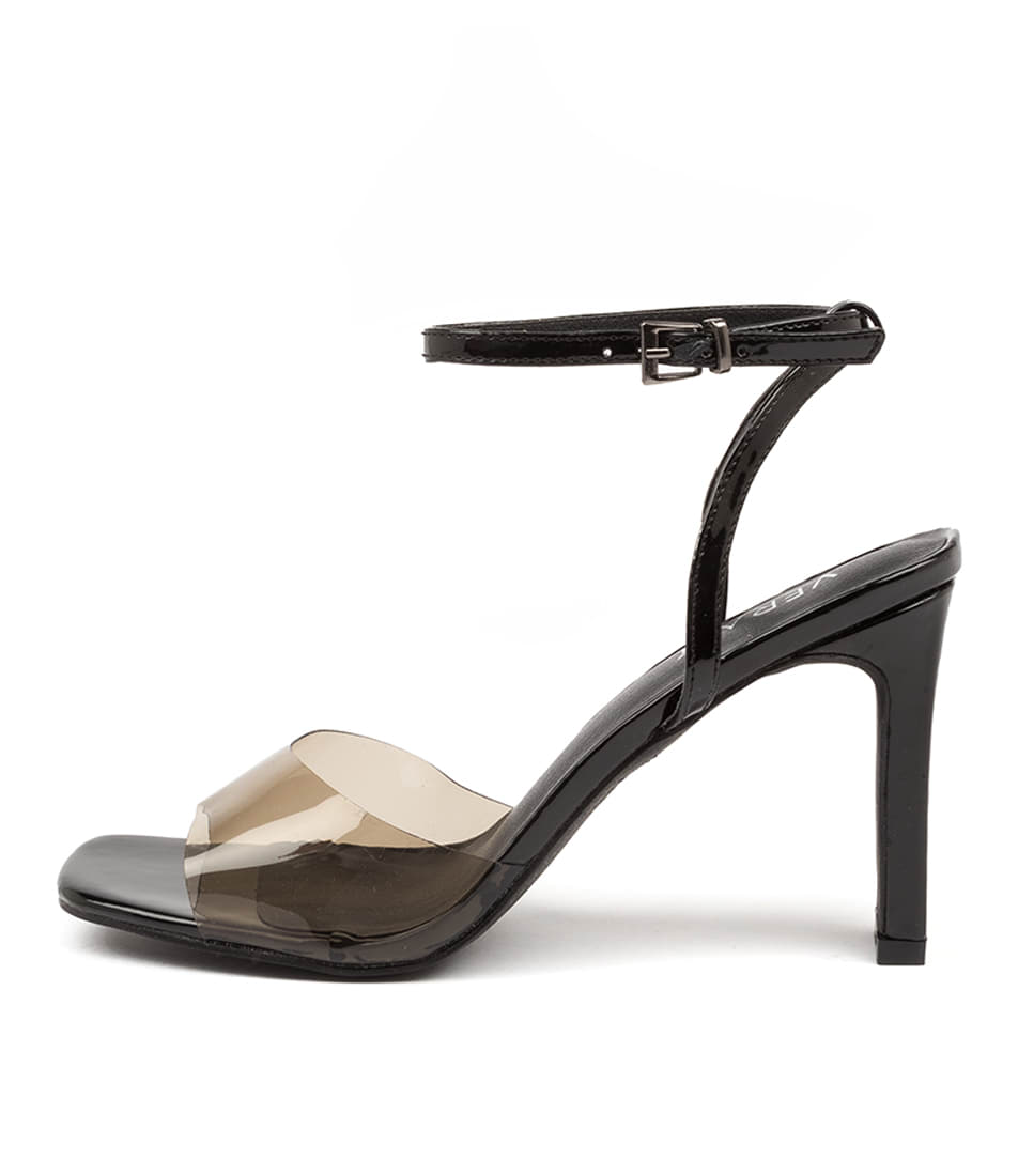 Buy Verali Kylie Ii Ve Black Heeled Sandals online with free shipping