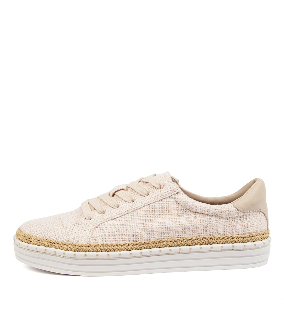 Buy Verali Quinette Ve Natural Sneakers online with free shipping