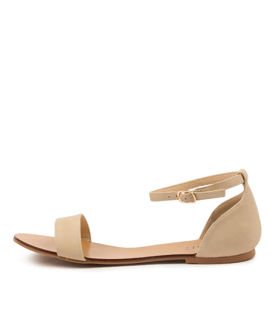 Buy Verali Bailey Ii Ve Nude Flat Sandals online with free shipping