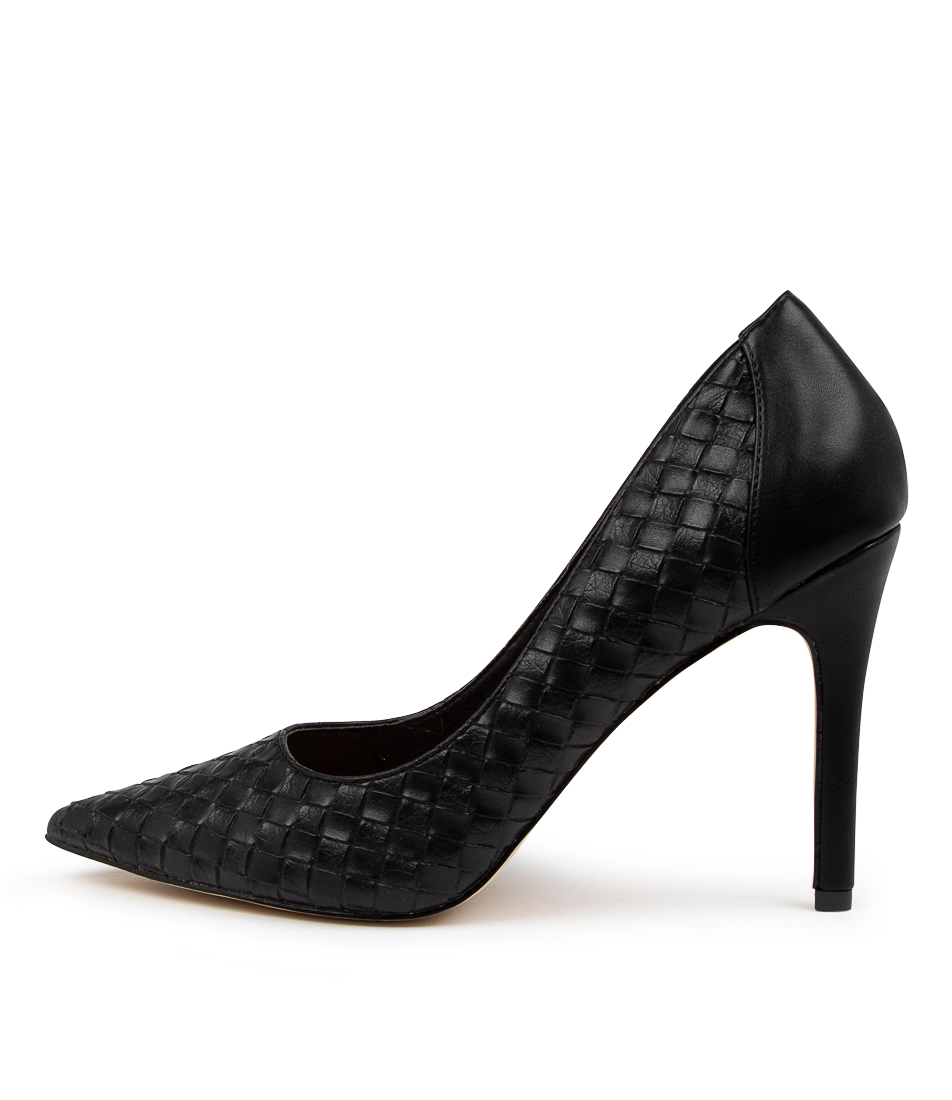 Buy Verali Huxley Ve Black High Heels online with free shipping