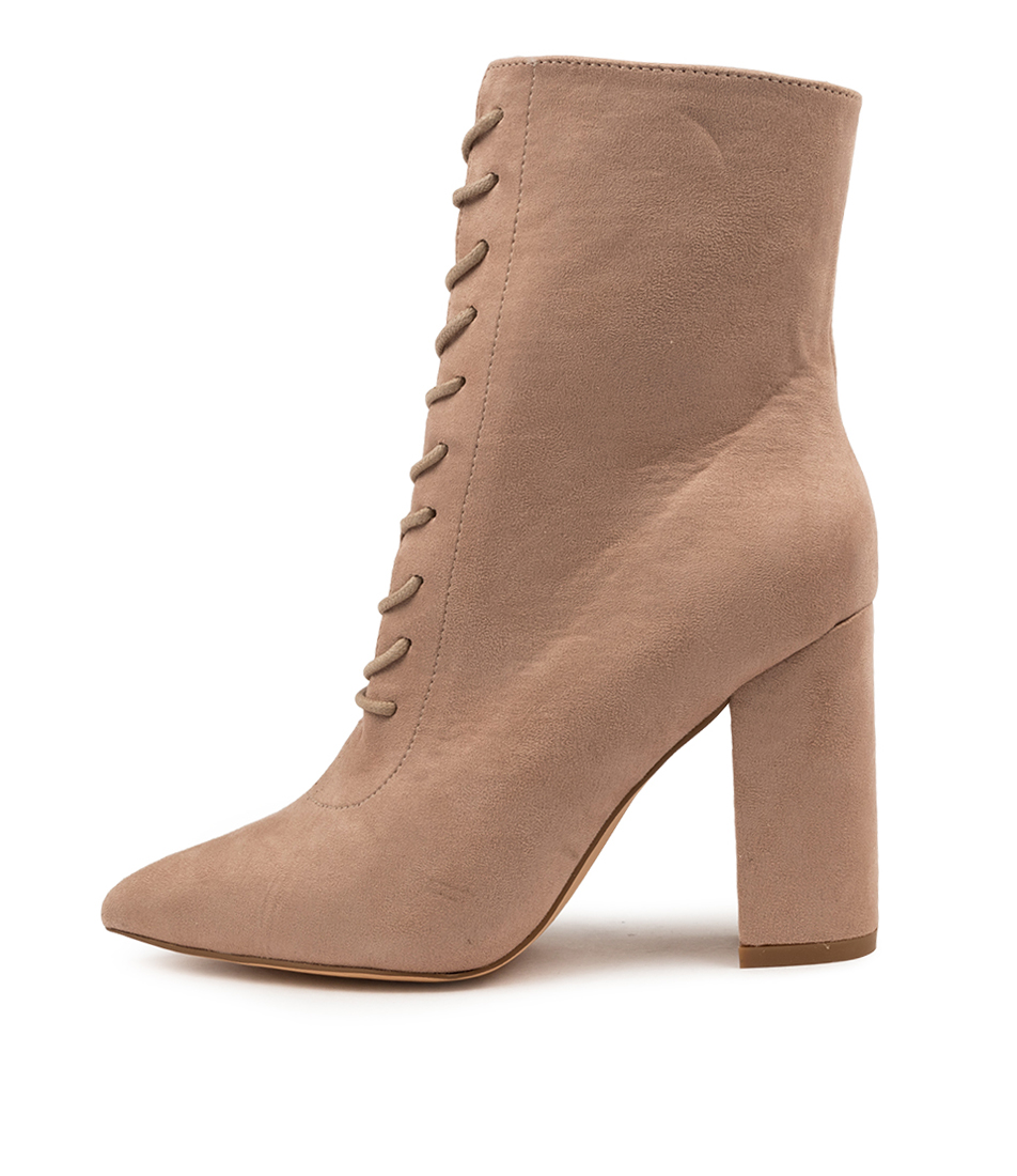 Buy Verali Danielle Ve Blush Ankle Boots online with free shipping