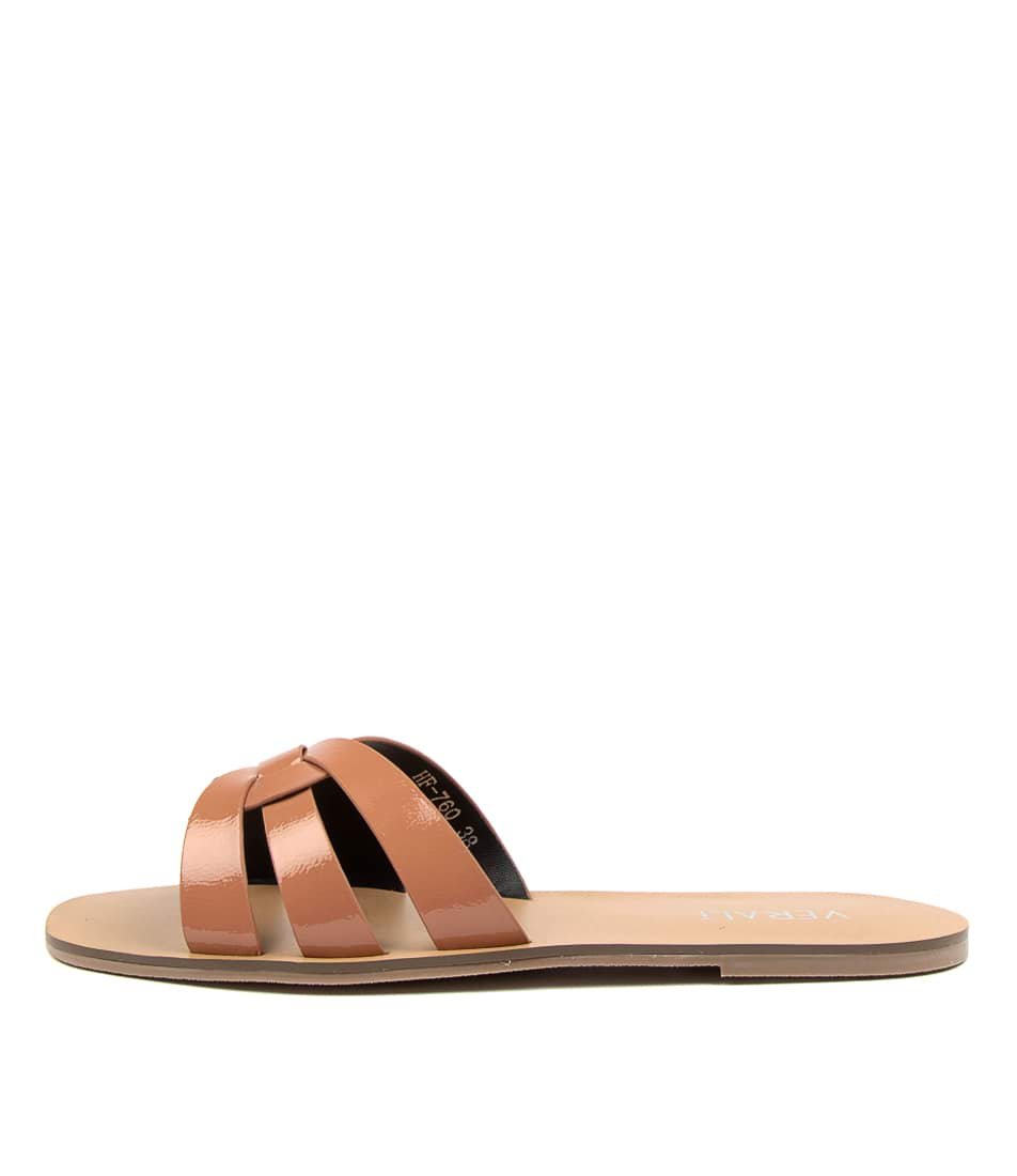 Buy Verali Roulette Ve Rose Flat Sandals online with free shipping