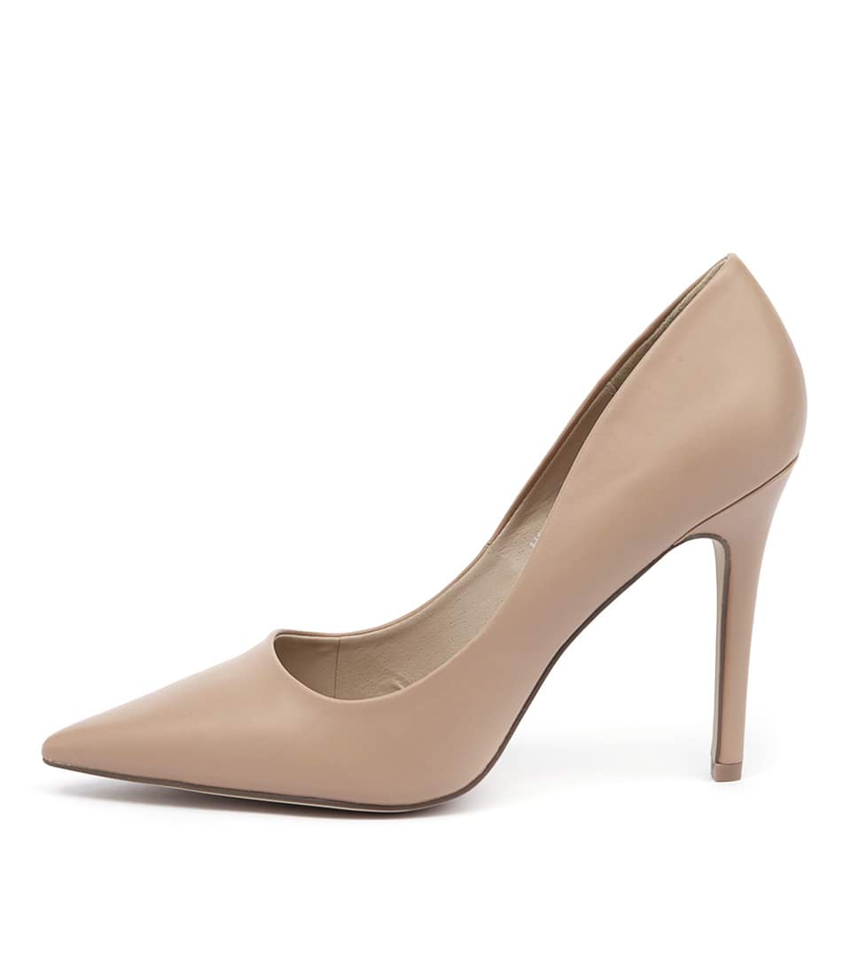Verali Harold Nude Dress Heeled Shoes
