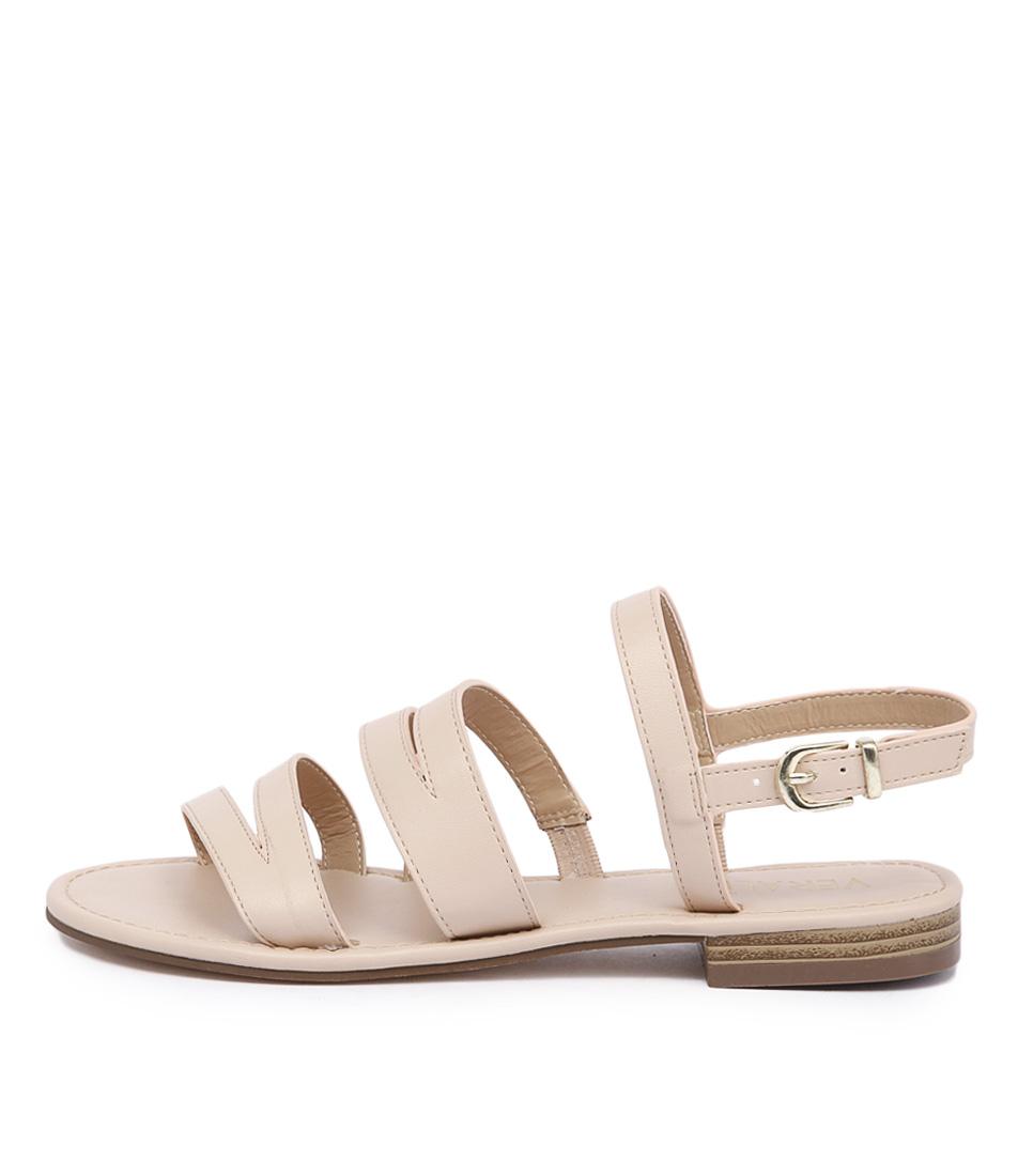 Verali Prisy Nude Sandals