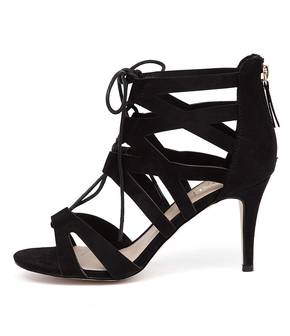 Verali Melly Black Sandals
