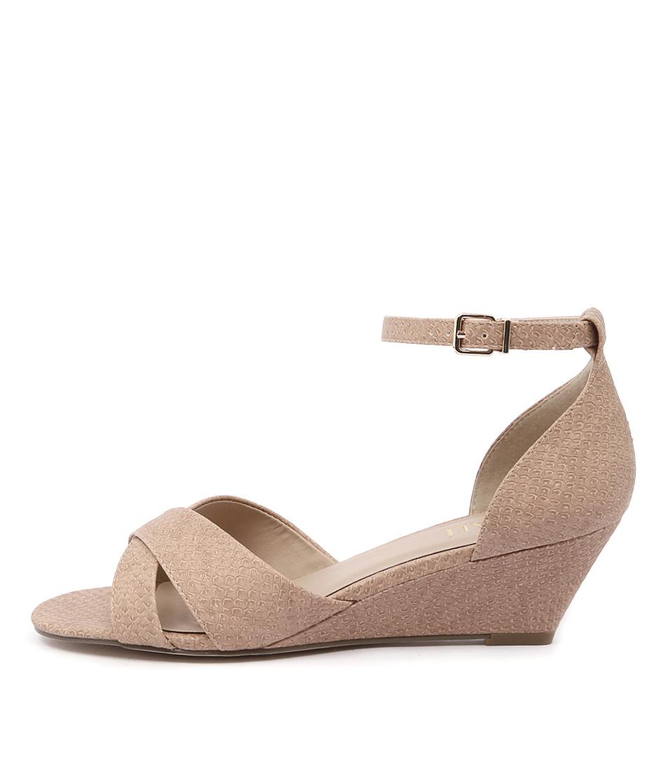 Verali Kirsten Nude Sandals
