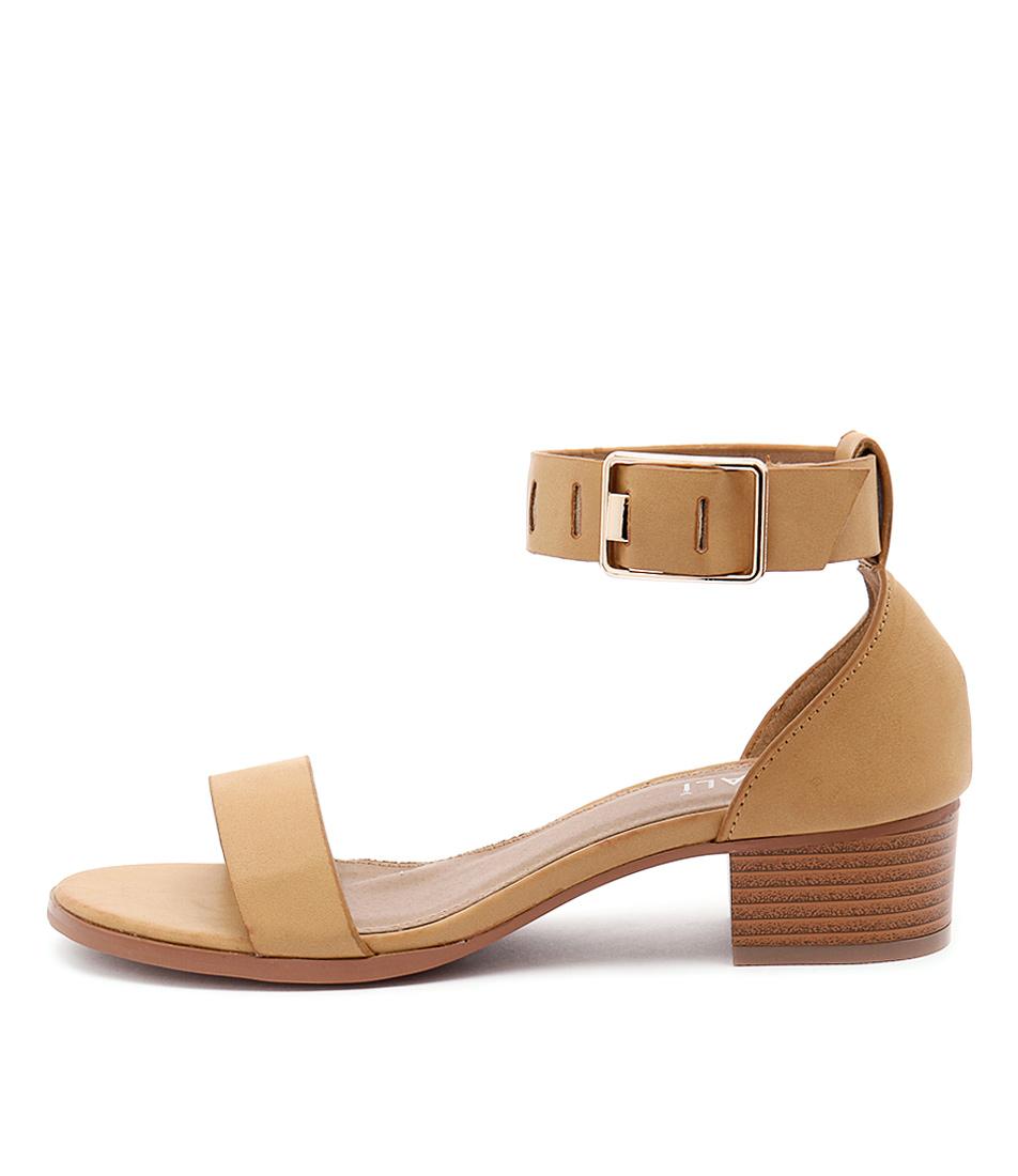 Verali Scarlett Ve Tan Shoes