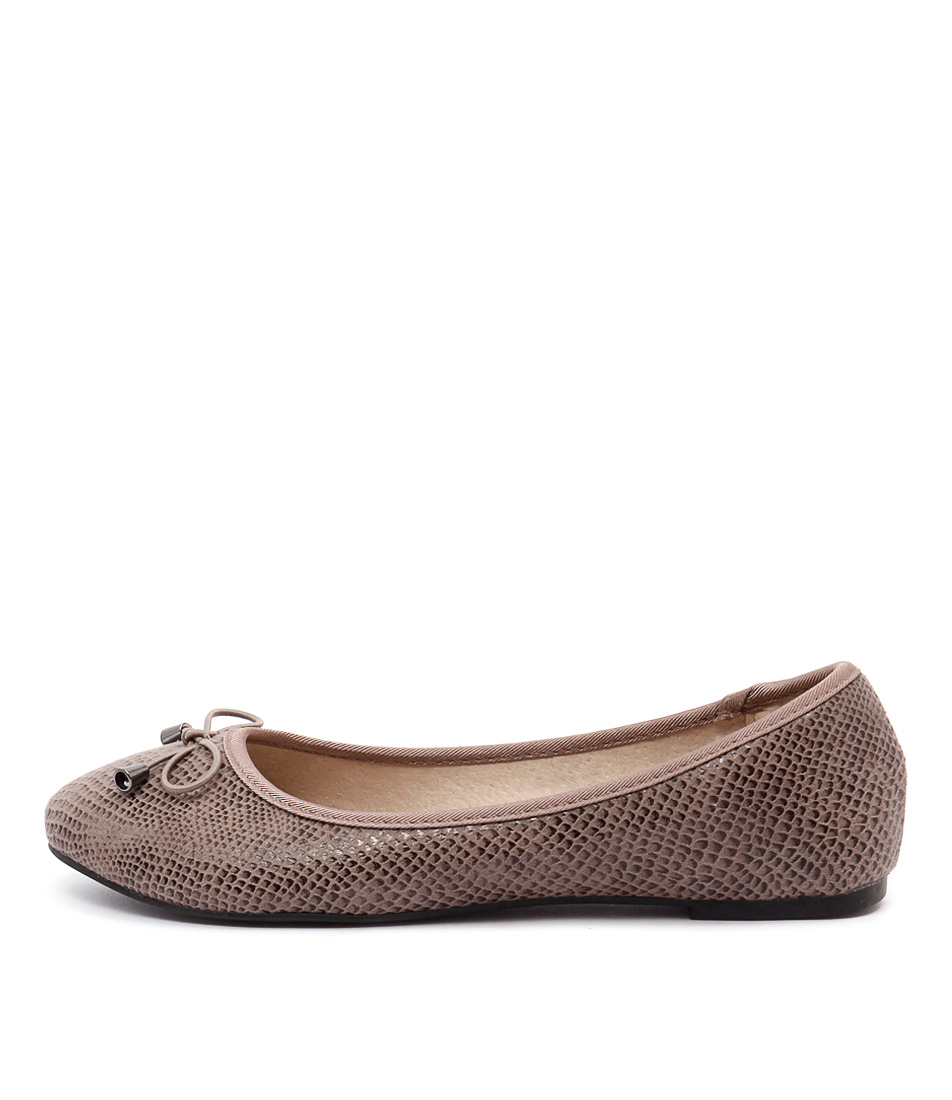 Verali Tommy Taupe Shoes