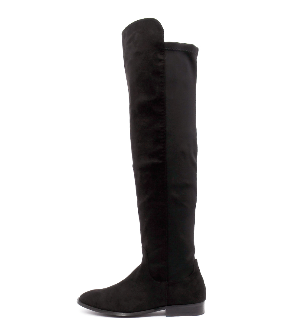 Verali Challenger Black Long Boots