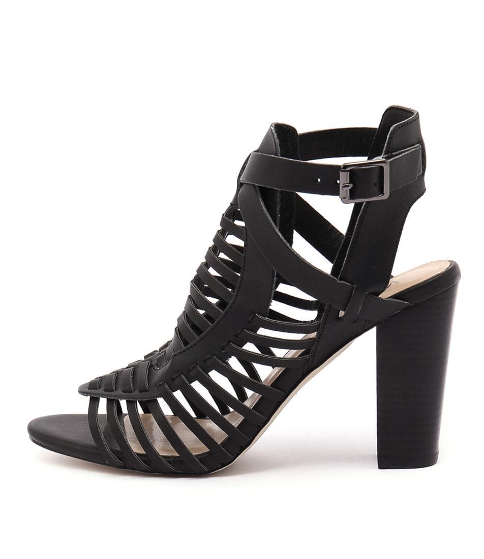 Verali Celeste Ve Black Sandals