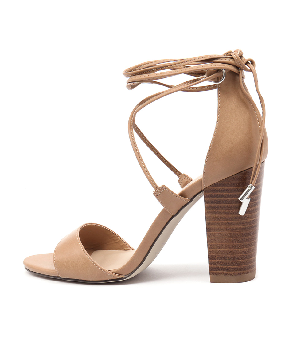 Verali Celtic Light Tan Heels