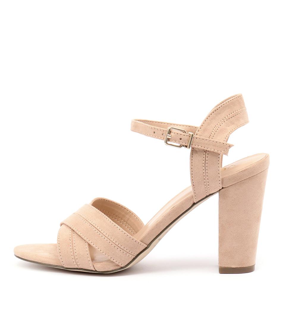 Verali Contessa Ve Nude Dress Heeled Sandals