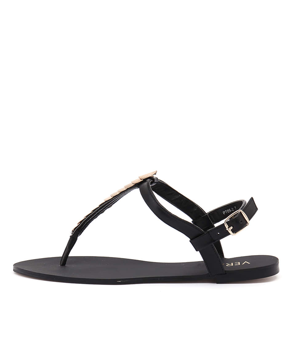 Verali Sabina Ve Black Sandals