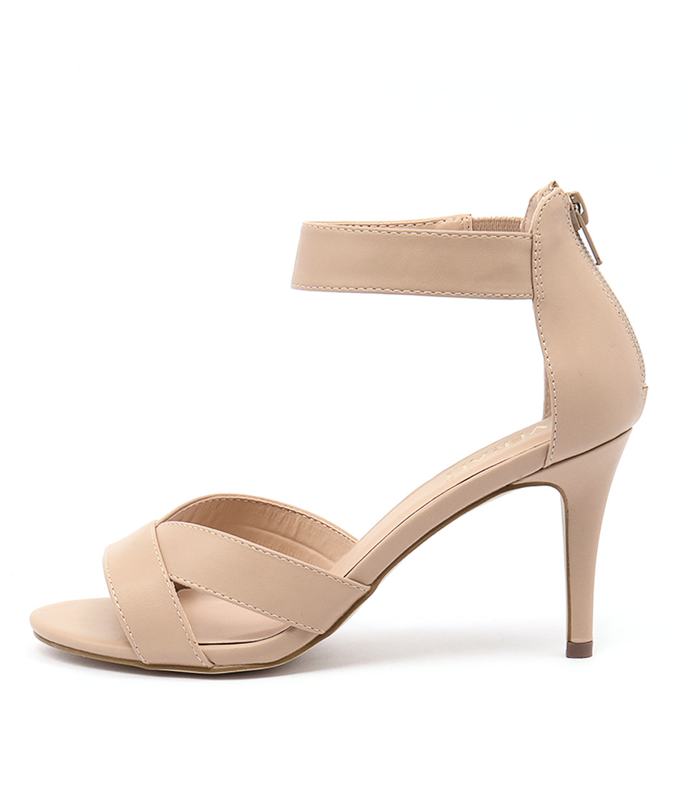 Verali Miami Ve Nude Dress Heeled Sandals