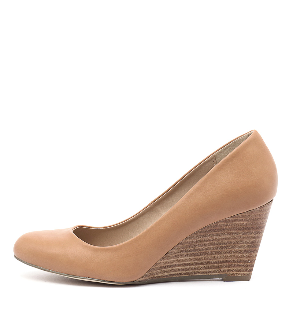 Verali Merry Ve Light Tan  Heels