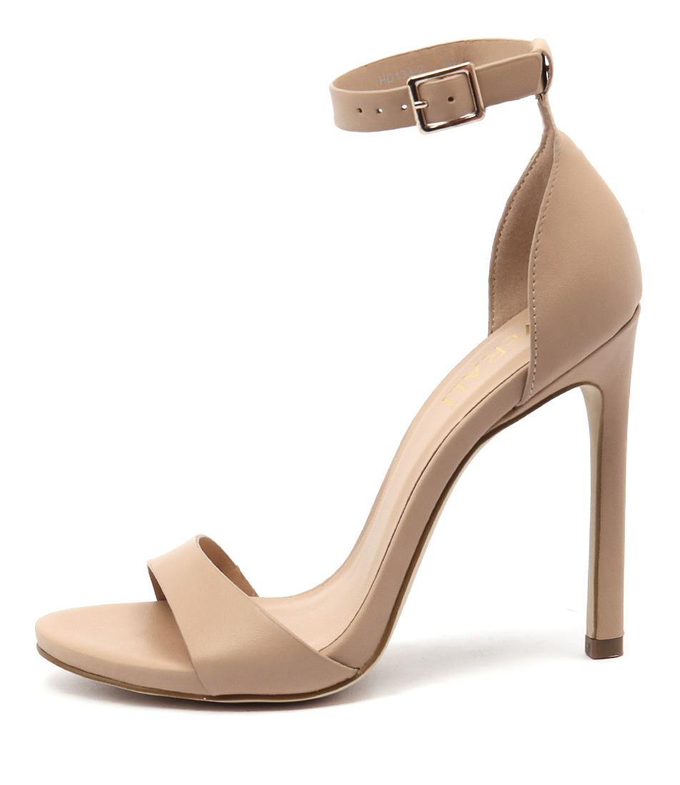 Verali Tahki Nude Heeled Sandals