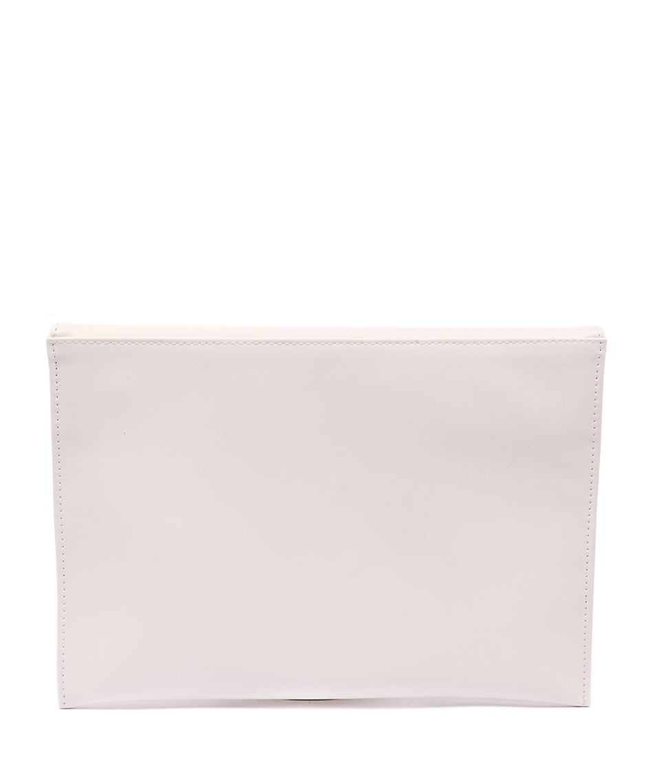 Verali Smith Ve White Bags Clutch Bags