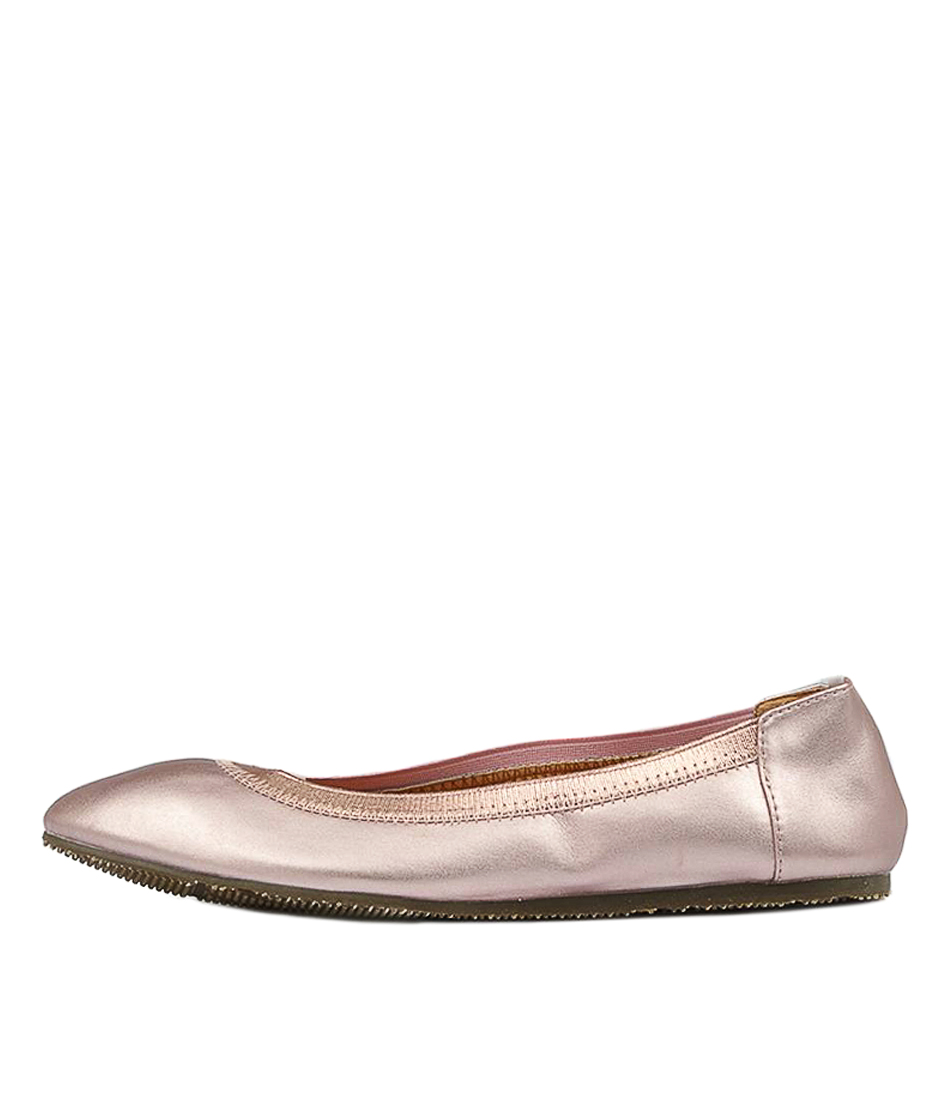 Buy Walnut Ava Ballet Rose Flats online with free shipping