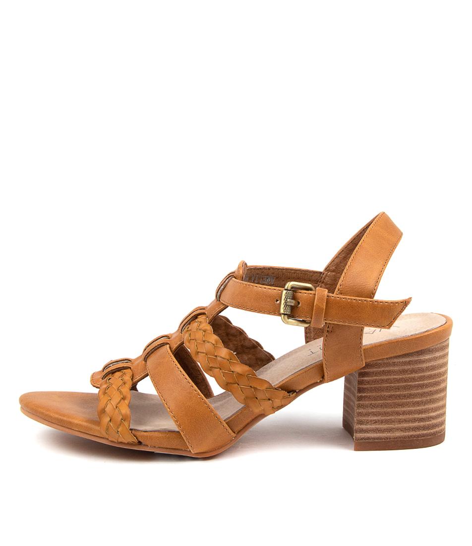 Buy Walnut Amelia Tan Flats online with free shipping