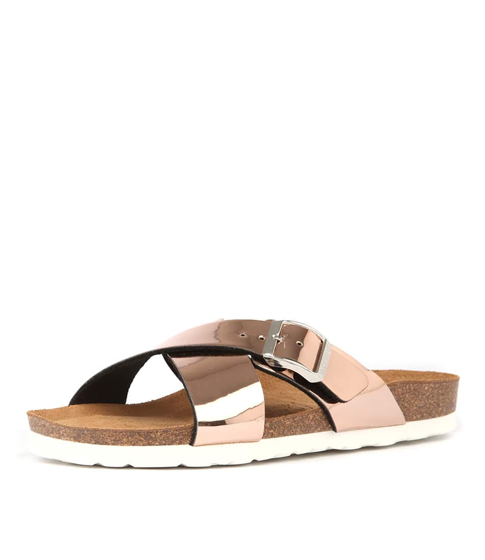 New-Walnut-Sofia-Sandalia-Womens-Shoes-Casual-Sandals-Sandals-Flat