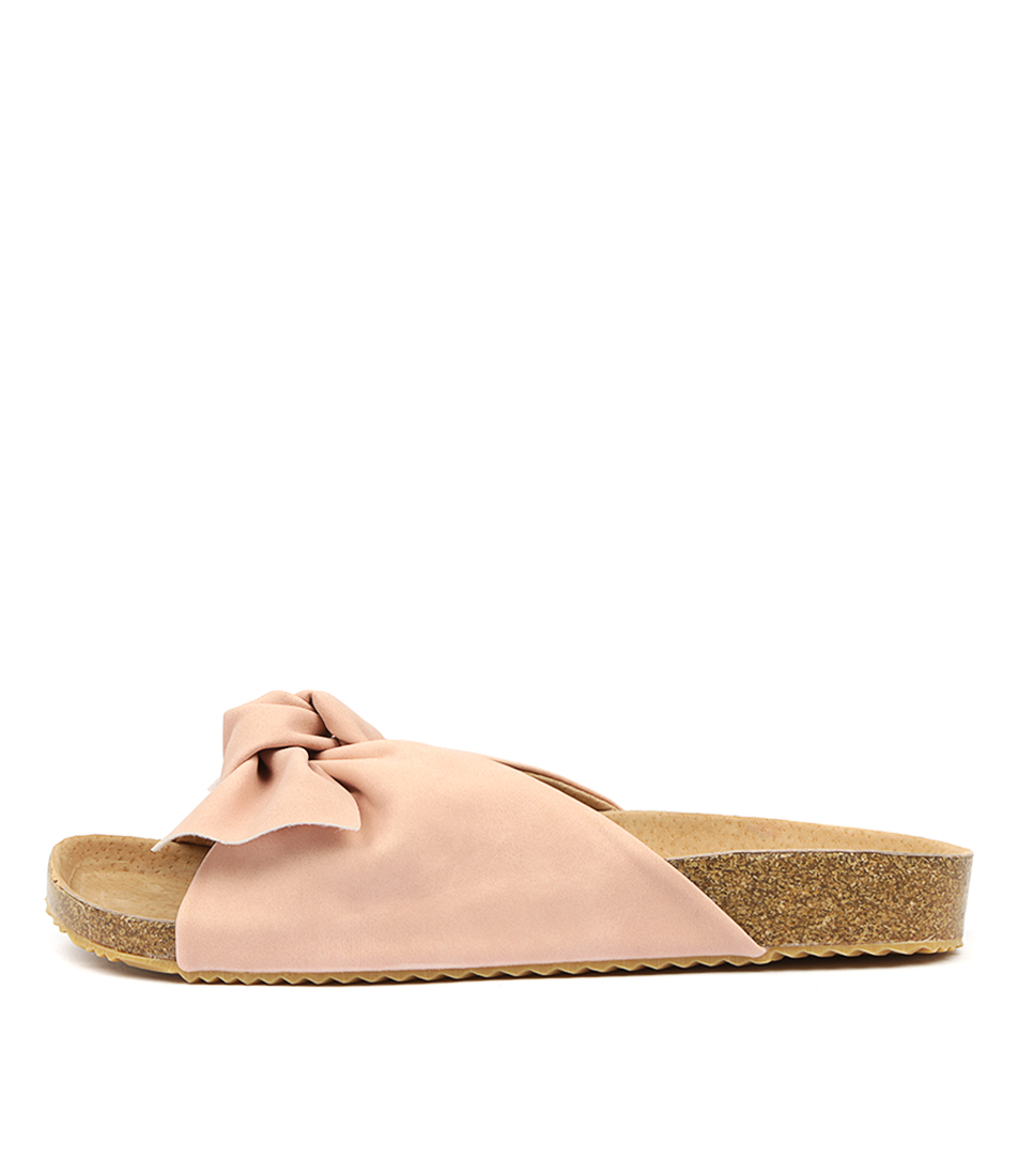Buy Walnut Somerset Bow Wa Pink Sandals online with free shipping