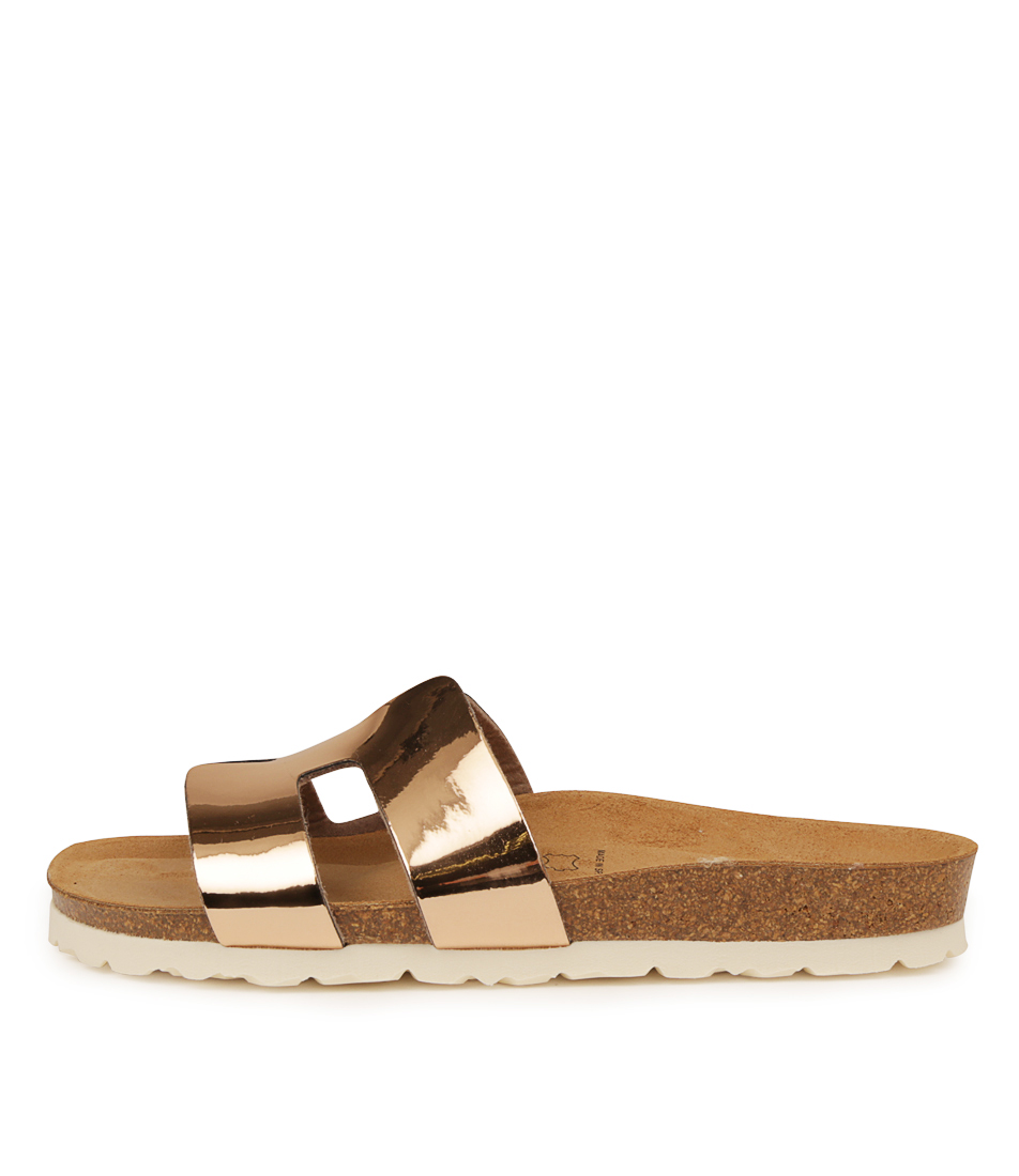 Buy Walnut Hilary Sandal Neutrals Sandals online with free shipping