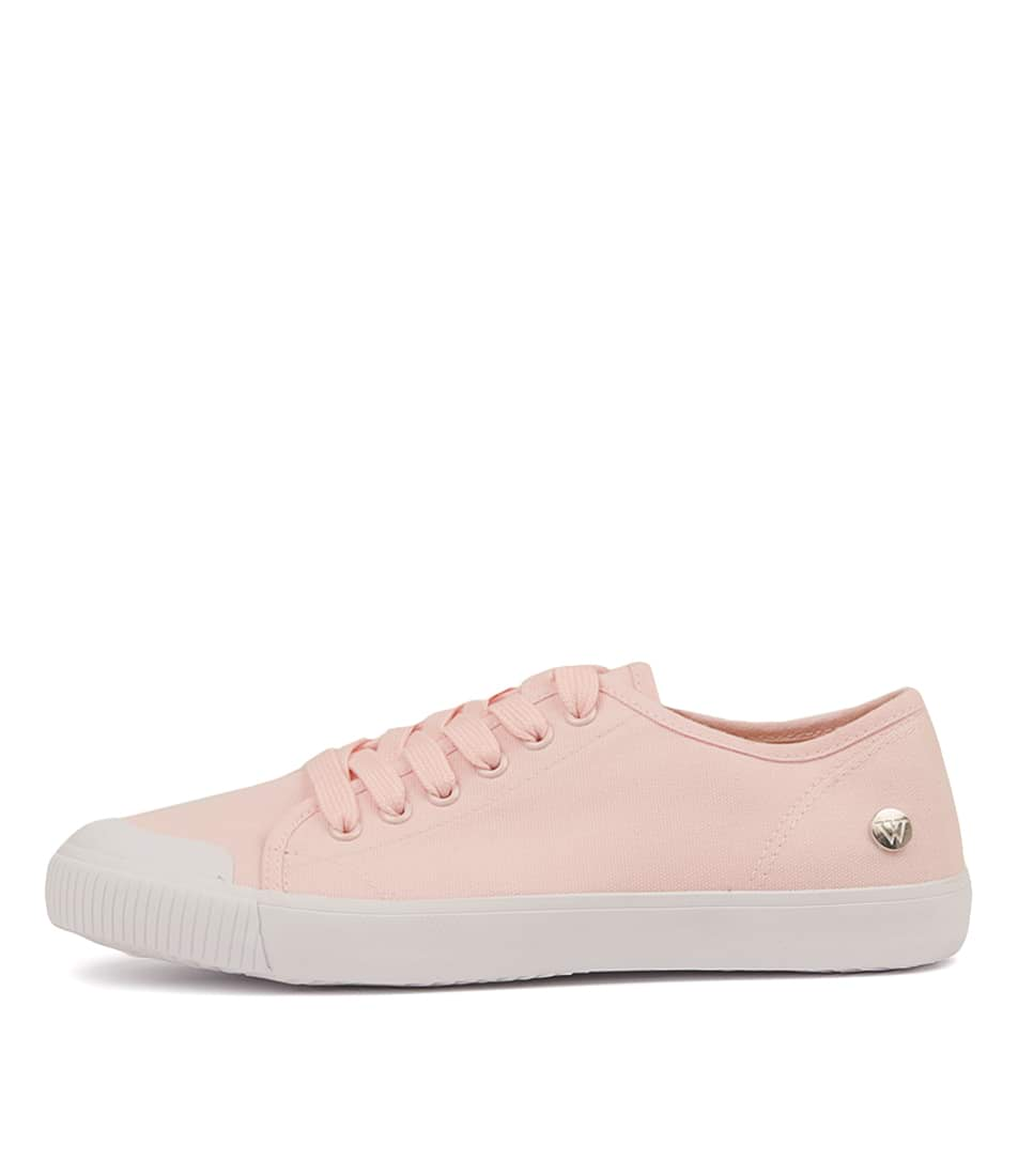 Buy Walnut Empire Canvas Pink Sneakers online with free shipping