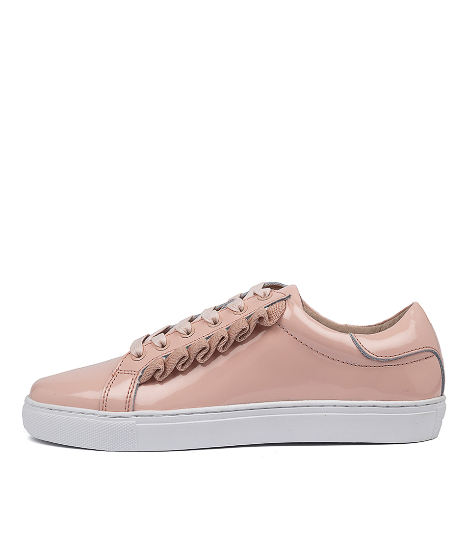 Buy Walnut Alexis Frill Pink Sneakers online with free shipping