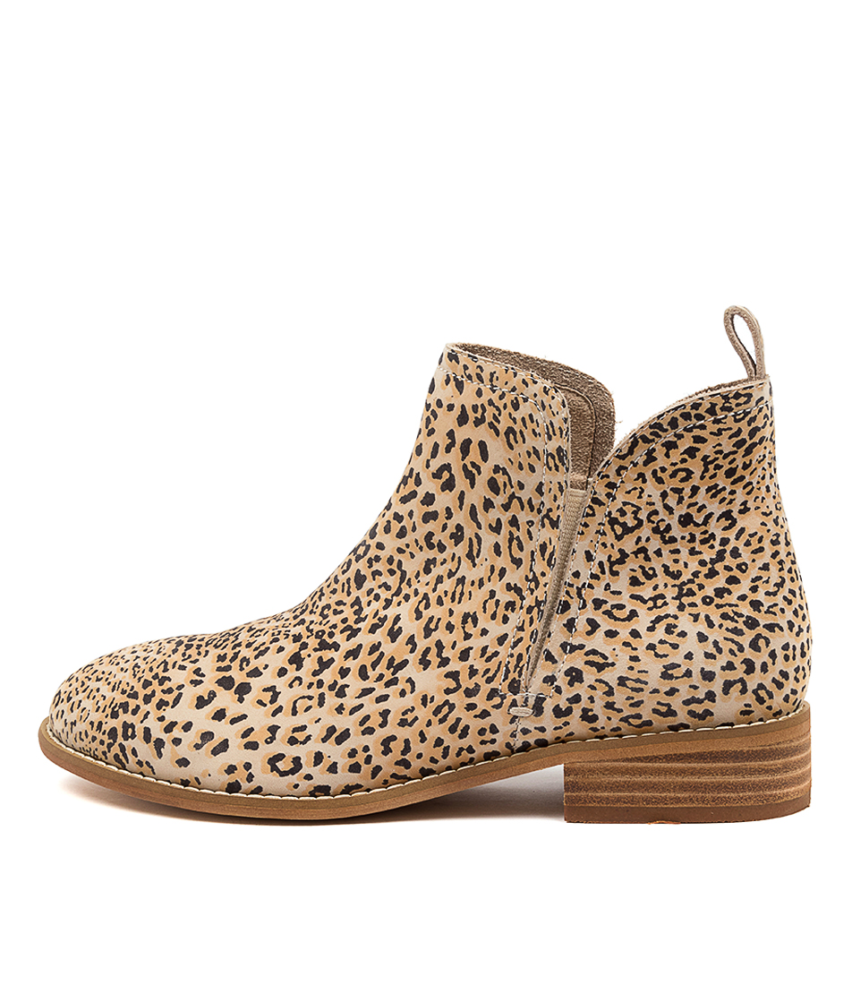 Buy Walnut Douglas Honey Ankle Boots online with free shipping