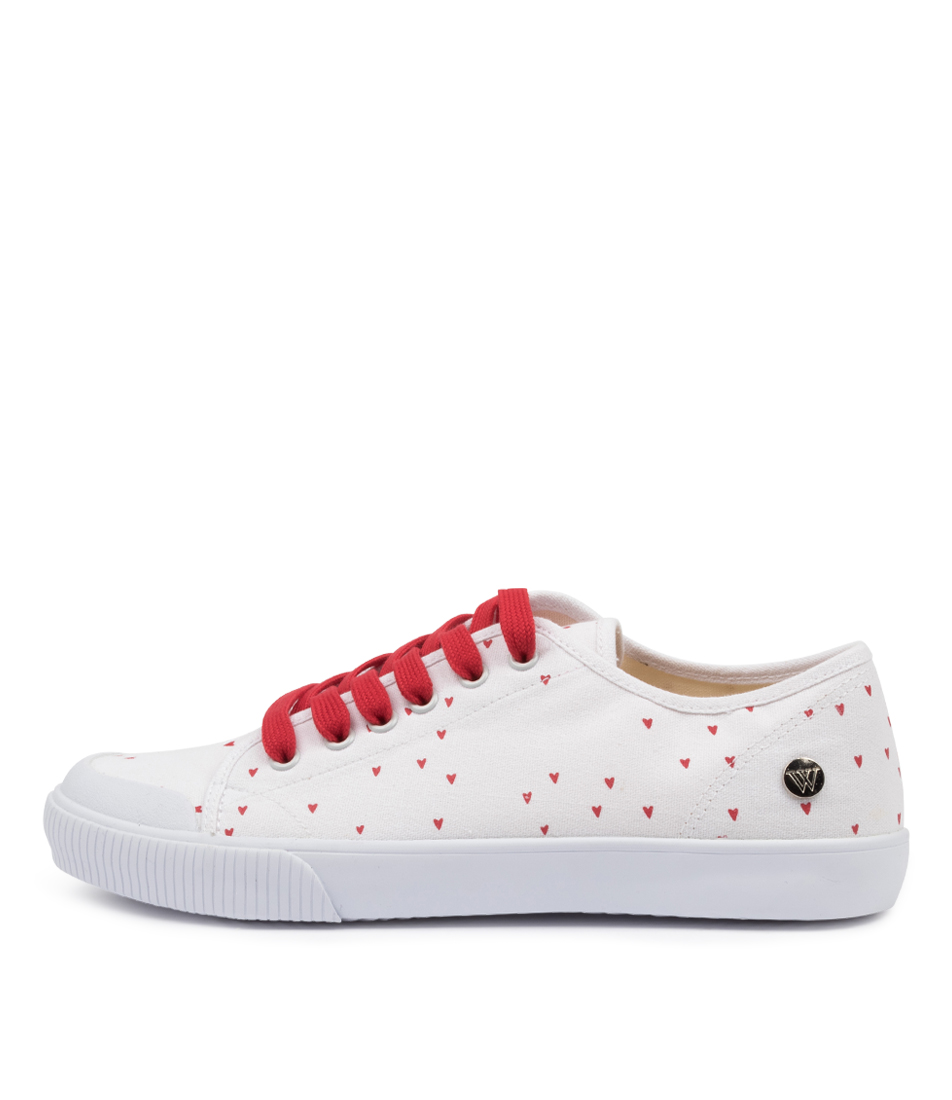 Buy Walnut Play Empire Sister Heart Sneakers online with free shipping
